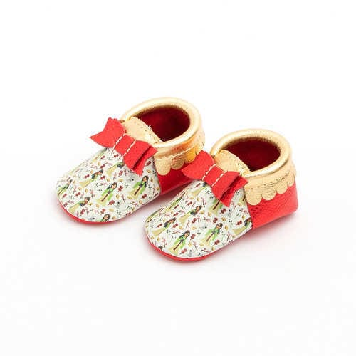 Disney Mulan Moccasins for Baby by Freshly Picked