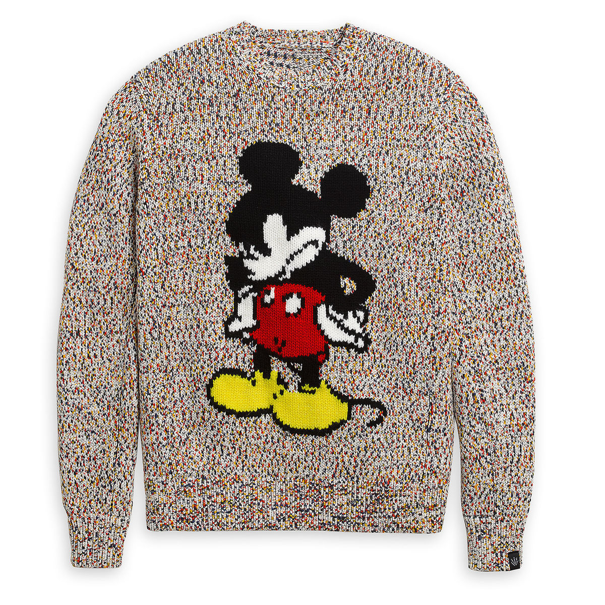 4fbe51e4b6 Product Image of Mickey Mouse Haldon Sweater for Adults by rag   bone   1