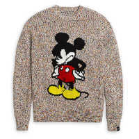 Image of Mickey Mouse Haldon Sweater for Adults by rag & bone # 1