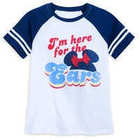 Image of Minnie Mouse ''I'm here for the Ears'' Football T-Shirt for Women # 1