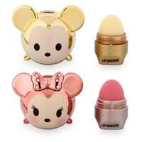 Mickey and Minnie ''Tsum Tsum'' Lip Smacker Set - Limited Edition