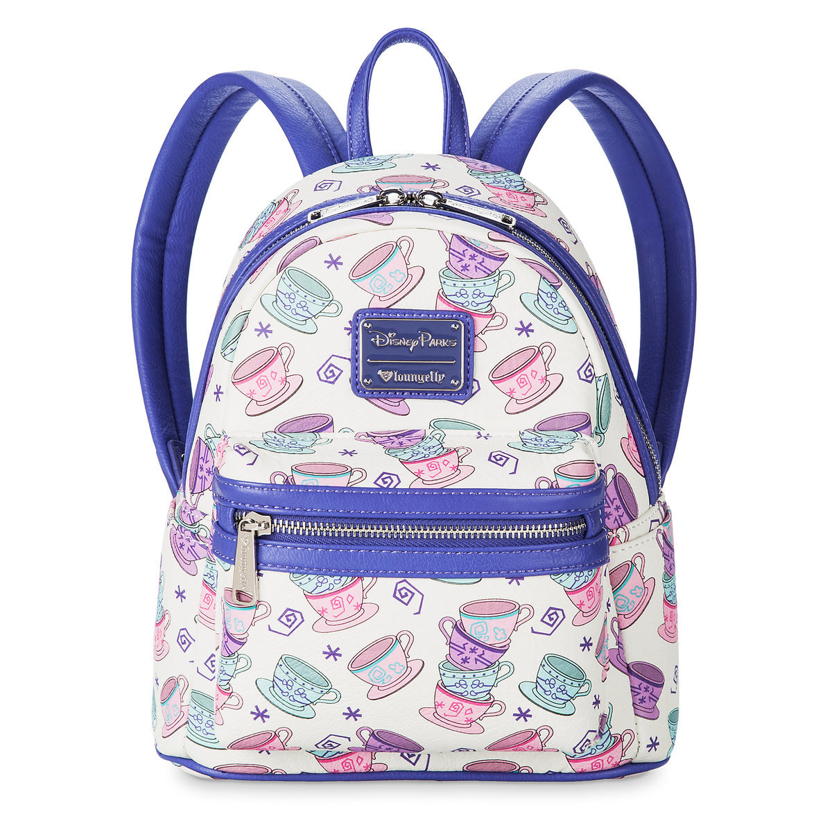 57867ad900e Product Image of Mad Tea Party Mini Backpack by Loungefly   1
