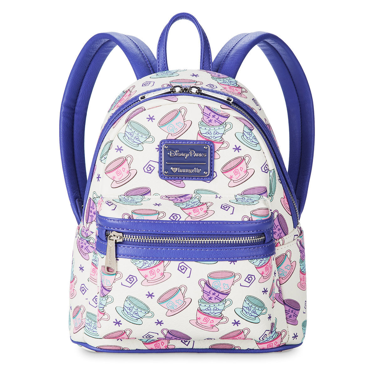Product Image of Mad Tea Party Mini Backpack by Loungefly   1 c577bebd8a2d8