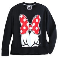 Minnie Mouse Fleece Sweatshirt for Women