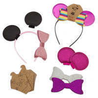 Image of Minnie Mouse DIY Ears Kit # 1
