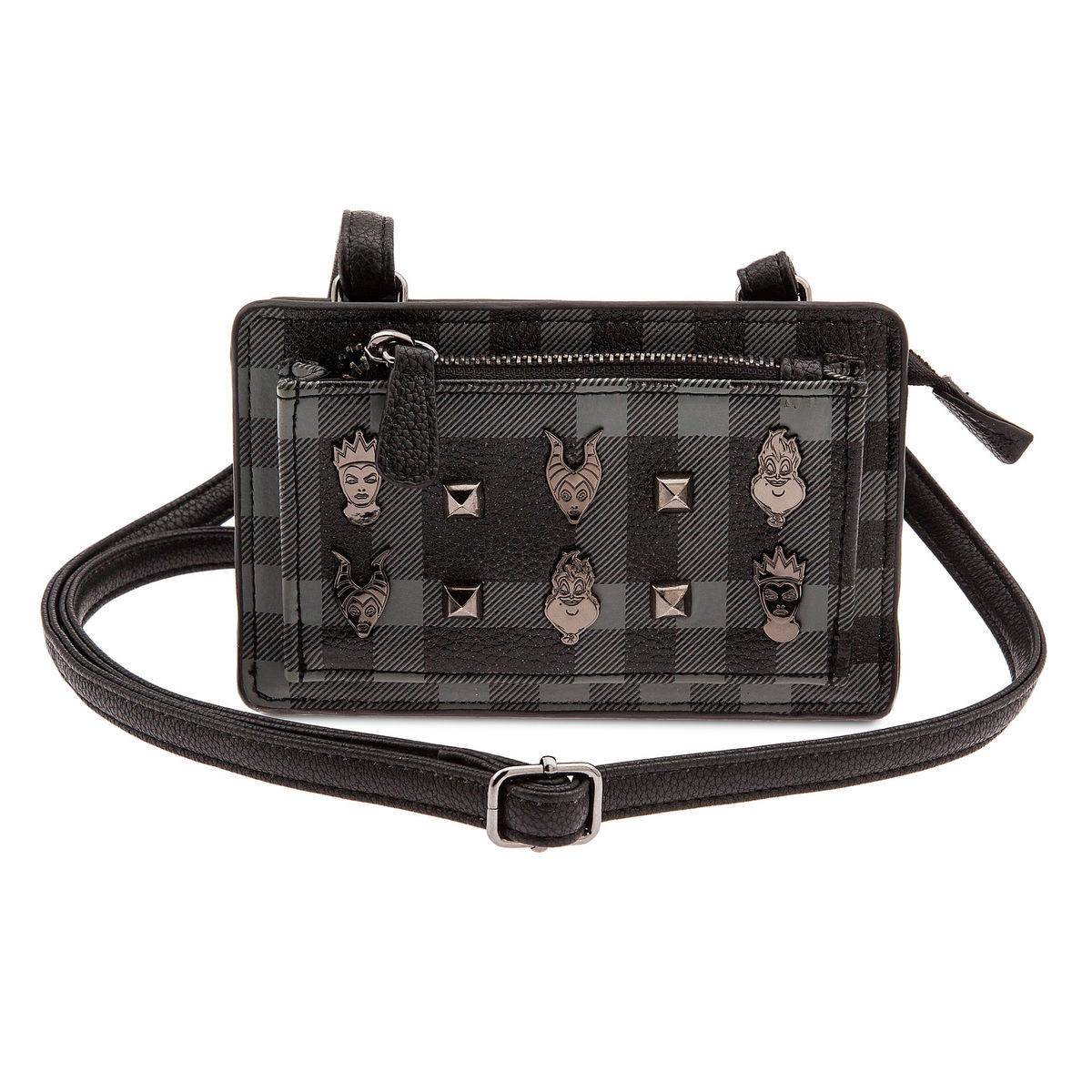 Product Image Of Disney Villains Crossbody Wallet By Boutique 1