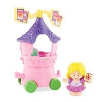 Rapunzel Parade Float by Little People