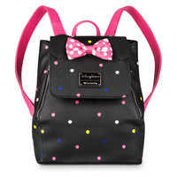 Image of Minnie Mouse Mini Backpack by Loungefly # 1