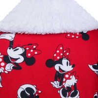 Image of Minnie Mouse Robe for Women # 4