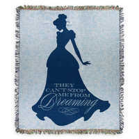 Image of Cinderella Tapestry Woven Throw # 1