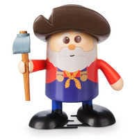 Image of Stinky Pete The Prospector Shufflerz Walking Figure - Toy Story 2 # 2