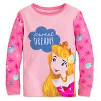 Image of Sleeping Beauty PJ PALS Set for Girls # 2