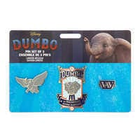 Image of Dumbo Pin Set - Live Action Film - Limited Release # 2