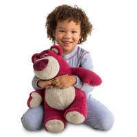 Image of Lotso Bear - Toy Story 3 - Medium - 12'' - Personalizable # 2