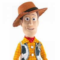 Image of Woody Collectible by Steiff - 14 1/2'' - Limited Edition # 4