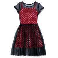 Image of Minnie Mouse Fancy Dress for Girls # 3