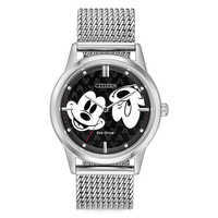 Image of Mickey Mouse Icon Eco-Drive Watch for Adults by Citizen # 1