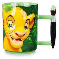 디즈니 라이온킹 머그 Disney The Lion King Animated Classics Mug