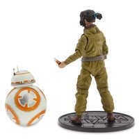 Image of Rose Tico & BB-8 Elite Series Die Cast Action Figure - Star Wars: The Last Jedi # 2