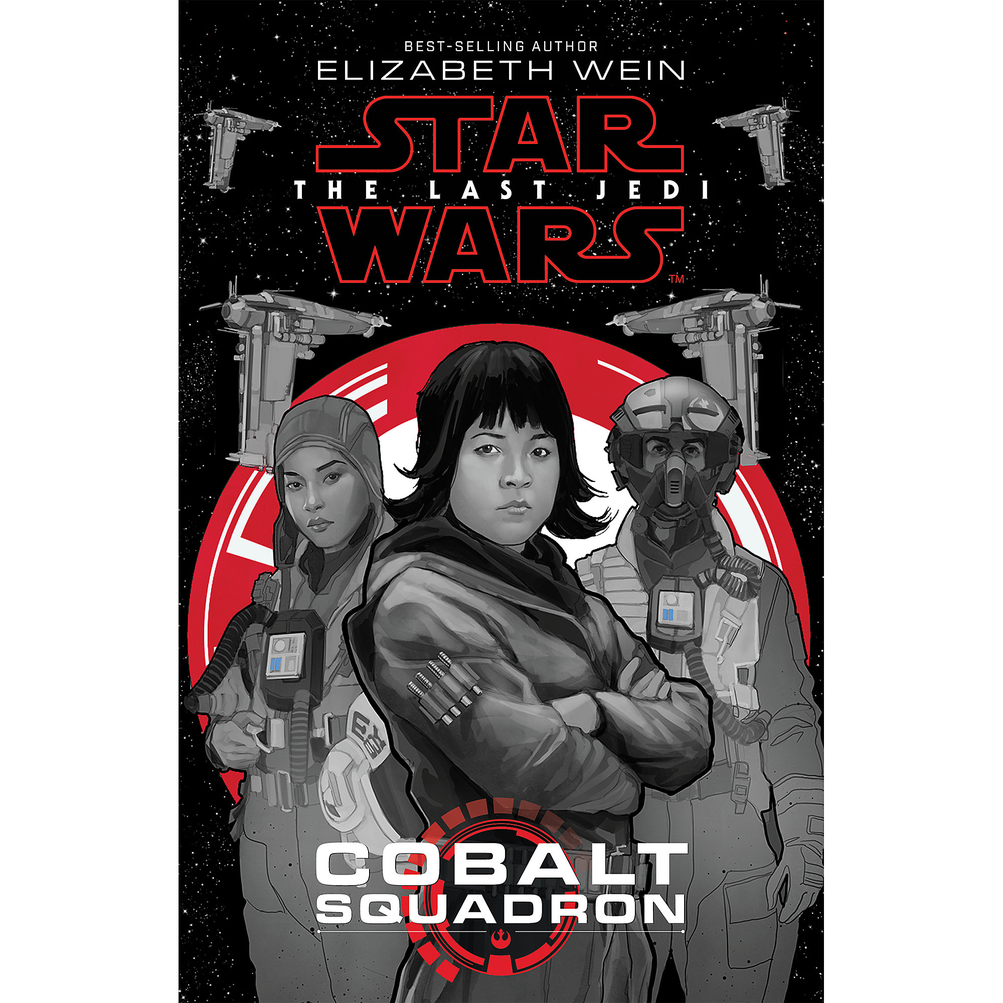 Star Wars: The Last Jedi - Cobalt Squadron Book