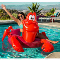 Image of Sebastian Pool Float - The Little Mermaid - Oh My Disney # 2