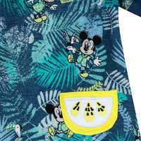 Image of Mickey Mouse Tropical Romper for Baby # 4