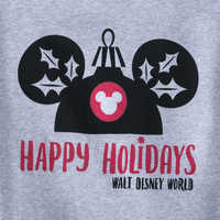 Image of Mouseketeer Holiday Sleep T-Shirt for Kids - Walt Disney World # 2