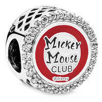 Image of Mickey Mouse Club Charm by Pandora Jewelry # 2
