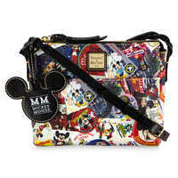 Image of Mickey Mouse Crossbody by Dooney & Bourke # 1