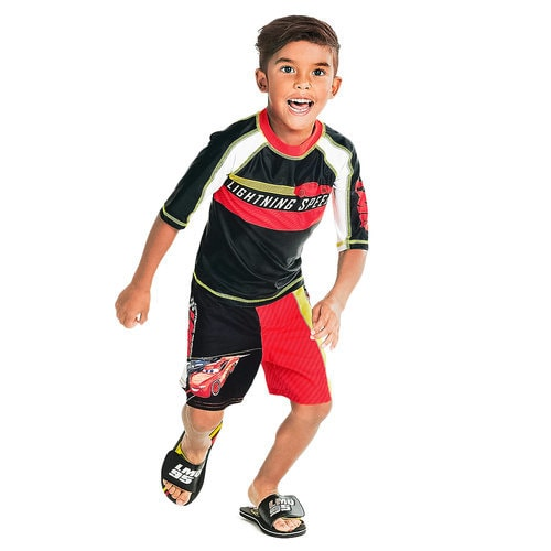 Lightning McQueen and Jackson Storm Swim Collection for Boys
