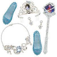 Image of Cinderella Costume Accessories Collection for Kids # 1