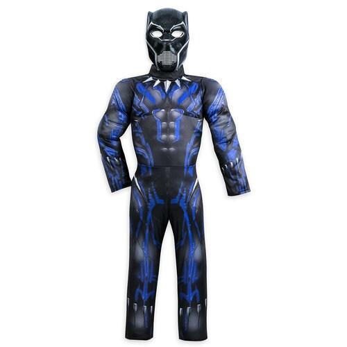 Black Panther Cosplay Costume Men Carnival Halloween ...