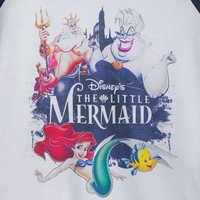 Image of The Little Mermaid Raglan T-Shirt for Juniors # 2