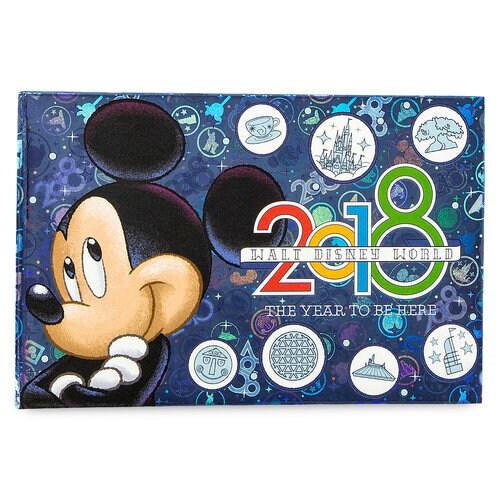 Mickey Mouse Photo Album 2018 Walt Disney World Small