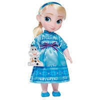 Image of Disney Animators' Collection Elsa Doll - Frozen - 16'' # 1