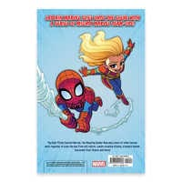 Image of Captain Marvel - Marvel Super Hero Adventures Comic Book # 2