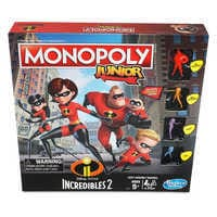 Image of Incredibles 2 Monopoly Junior Game # 4