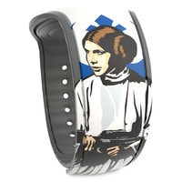 Image of Princess Leia MagicBand 2 - Star Wars - Limited Release # 1