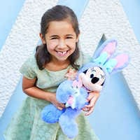 Image of Minnie Mouse Plush Bunny 2019 - Medium - 18'' - Personalized # 2