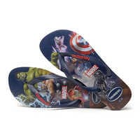 Image of Marvel Avengers Flip Flops for Kids by Havaianas # 4