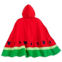 Mickey Mouse Fruit Cover-Up for Girls - Summer Fun