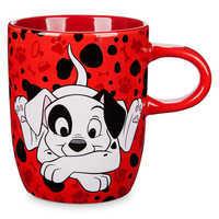 Image of 101 Dalmatians Ceramic Mug # 1