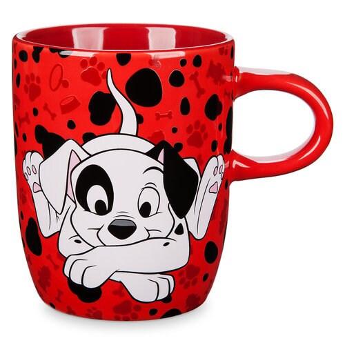 101 dalmatians ceramic mug