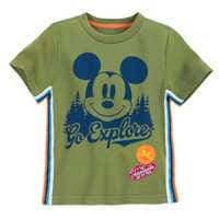 Image of Mickey Mouse Shirt and Shorts Set for Boys # 2