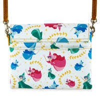 Image of Sleeping Beauty Crossbody Bag by Dooney & Bourke - 60th Anniversary # 2