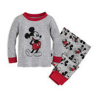 Image of Mickey Mouse PJ PALS Set for Baby # 1