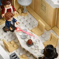 Image of Betrayal at Cloud City Playset by LEGO - Star Wars: The Empire Strikes Back # 3