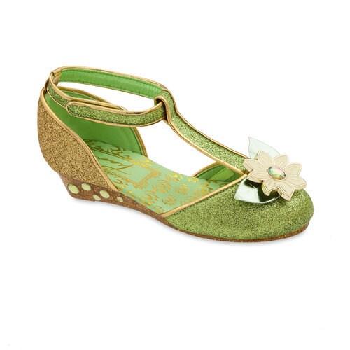 Princess Tiana Shoes: Tiana Costume Shoes For Kids
