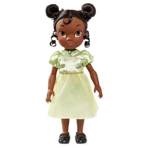 Tiana Toddler Doll The Princess And The Frog Shopdisney