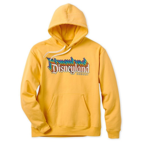 Disneyland Retro Hoodie For Adults Shopdisney